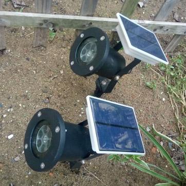 الطاقة الشمسية عيد الميلاد ضوء ضوئي
