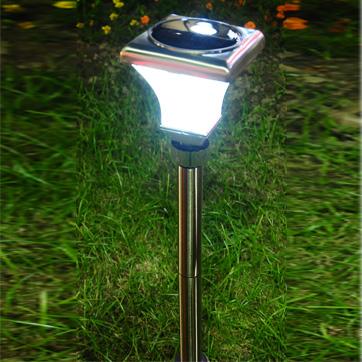 أضواء الحديقة الشمسية